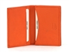 Lambskin Business Card Case Style : BCC401 Orange