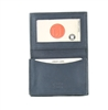 Lambskin Business Card Case Style : BCC401A Navy