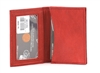 Lambskin Business  Card Case Style : BCC401A Red