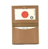 Lambskin Business  Card Case Style : BCC401A Tan