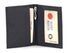 Lambskin Card Case Style : BCC564 NAVY BLUE