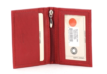 Lambskin Card Case Style : BCC564 RED