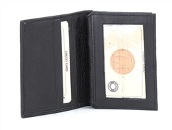 Lambskin Two I.D. Window Card Case Style : BCC566