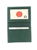 Lambskin Card Case Style : BCC567 Green