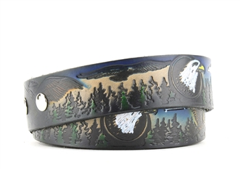 Painted Eagle Belt Style : BL102