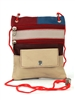 Lambskin Large Neck Purse Style : C13- MULTI