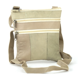 Sling Bag with Organizer Style : C14-  BEIGE