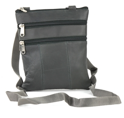 Sling Bag with Organizer Style : C14-  GREY