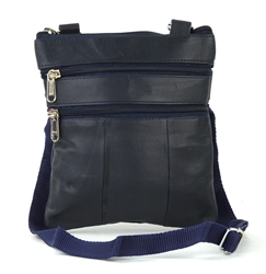 Sling Bag with Organizer Style : C14- NAVY BLUE