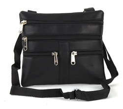 Neck Purse Style : C15- BLACK