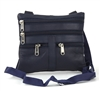 Neck Purse Style : C15- NAVY BLUE