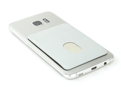 Phone Card Case, Style: CD933-SILVER