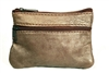 Lambskin Zippered Coin Purse Style : CK6