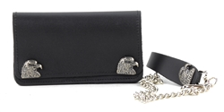 Eagle Snap Chain Wallet Style :CW6E