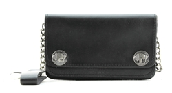 Buffalo Nickel Snap Chain Wallet Style : CW6N