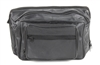 Leather Multi-Compartment Concealed Weapon Fanny Pack, Style: GB-4
