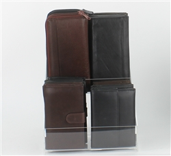Women's Wallets 20 PC Display Unit