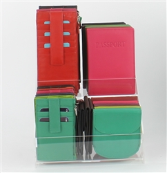 Women's Wallets 36 PC Display Unit