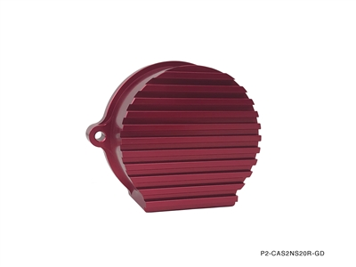 P2M NISSAN SR20DET VERSION 2 CAS COVER - RED