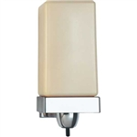 ASI, 0356, Surface Mounted Push-Up Type Soap Dispenser 24 OZ