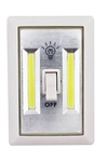 Diamond Visions, 08-1562, COB LED Night Light with Switch, 200 Lumens