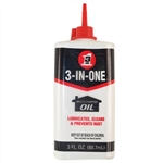 WD-40, 10135, 3 In One, 3 OZ, Multi Purpose Oil