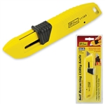 Ivy Classic, 11164, Self Retracting Safety Utility Knife With 1 Blade