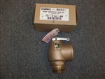 "CONBRACO 13-214-08 (New #13-214B15) 15 PSI STEAM RELIEF POP SAFETY VALVE 1-1/2"" M BY 2"" F"