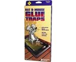 Dead End, 1402, 2 Pack, Rat And Mouse Glue Traps, Disposable