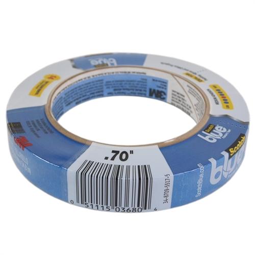 3m Scotch Blue 2090 34 X 60 Yd 18mm X 55m Original Multi Surface Painter 39 S Masking Tape