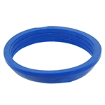 "Aqua Plumb 2774BL 1-1/4"" Blue TPE Beveled Slip Washer"