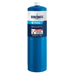 Bernzomatic 304182 14.1 OZ Propane Gas Hand Torch Style Cylinder