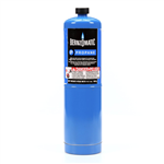 Worthington Bernzomatic Pro Grade 305558 14.1-oz Pre-Filled Propane Cylinder Tank