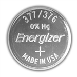 Energizer 377 Silver Oxide Battery 1.5 Volts