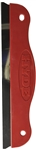 "HYDE TOOLS 45805 11-1/2"" Mini Guide Paint Shield Stainless Steel Metal Edge Trim & Smoothing Tool"