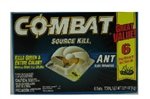 Dial, 45901, 6 Count, Combat, Ant Killing System, For All Common Household Ants, Kills Queen & Entire Colony