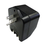 Trine 5201 Black 24VAC Plug In Type Transformer With 120 Volts Primary AC