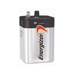 Eveready Energizer 529 Alkaline Spring Terminal General Purpose Battery - Alkaline - 2600mAh - 6V DC