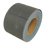 "Mill-Rose 70172 2"" x 5 Yard Roll 150 Grit Blue Monster Ultra Flex Premium Abrasive Sand Cloth 100% Waterproof"