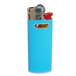BIC 703324 Light Blue Classic Mini Lighter