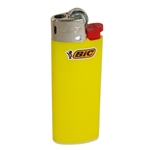BIC 703324 Yellow Classic Mini Lighter