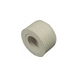Ultra Hardware, 87002-1, 1 White, Rubber Door Stop Tip, Replacement For Heavy Duty Rigid Door Stop
