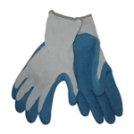 H.B. Smith Tools, 939, Large / Extra Large, Mens, Blue, Latex Coated Palm Glove, Utility Glove