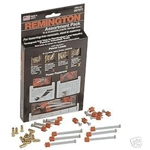 Remington, 97971, 40 Pieces, .22 Caliber, Nail & load Shots & Pins, Assortment Pack