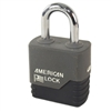 AMERICAN LOCK A5200KACOV Padlock,Covered,Keyed Alike,L 2 3/16 In