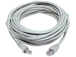 CONECT IT, CPD-52504, 25', Cat5e RJ-45, Gray, Network Cable, For Connecting High Speed UTP Data To Computer Accessories