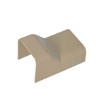"Premiere Raceway Wire Hider FCD-62424 1"" Beige Ceiling Drop For Molding Self Adhesive"