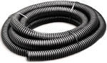 "Gardner Bender, FLX-3810, 3/8"" X 10' Split Flexible Tubing, Black, Corrugated"