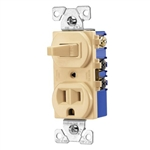 Cooper Wiring 274V-BOX Combination Switch & Outlet