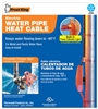 Frost King, HC12, 12 Feet, Automatic Electric Water Pipe Heat Heating Cable & Cold Weather Valve